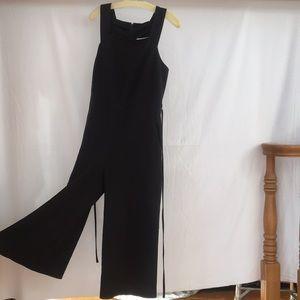White House Black Market Black Jumpsuit - 14